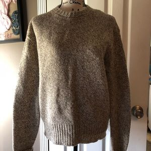 LL Bean classic sweater large